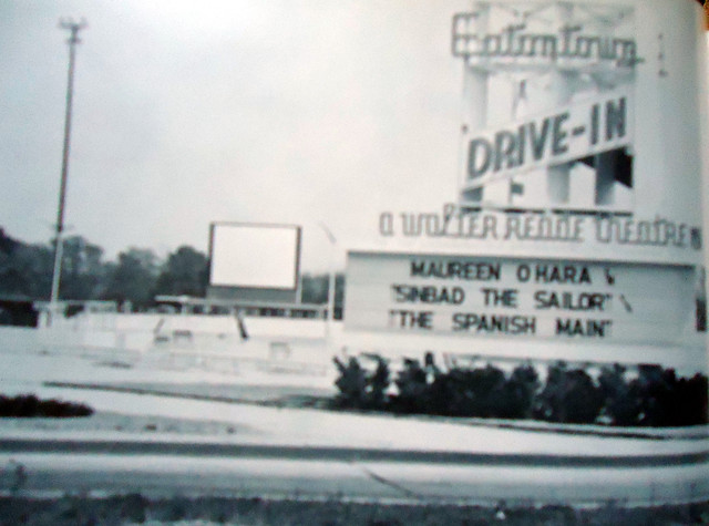 Eatontown Drive-In exterior