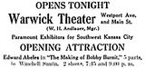 Warwick Theatre