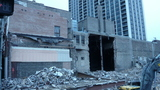 Demolition has begun...
