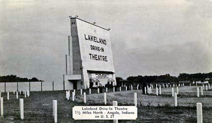 Lakeland Drive-In exterior