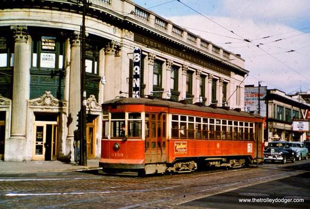 Early `50s photo credit The Trolley Dodger.