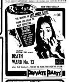 Death Ward January 1972