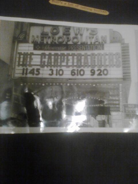 1964 -CARPETBAGGERS