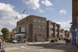 Architects plans for the new Regal Cinema