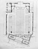 Regal Cinema Highams Park floor plan 1935