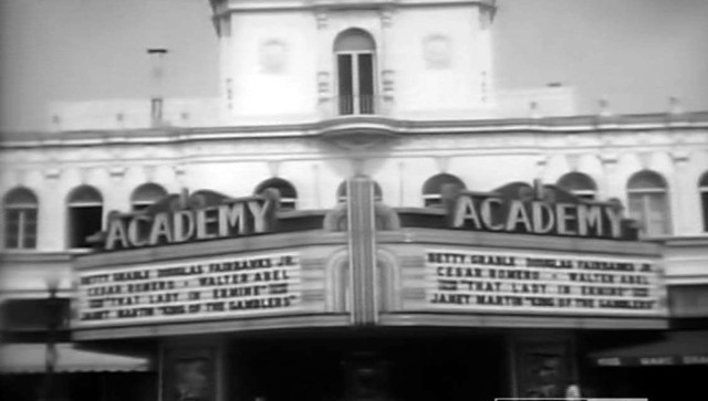 Fox Academy Theatre exterior