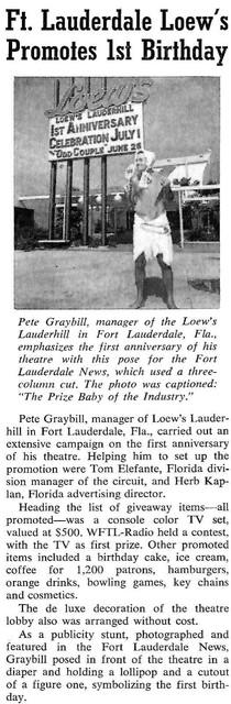 Loew's Lauderhill - Fort Lauderdale, FL