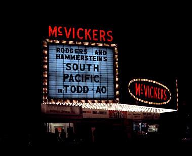 McVickers Theatre exterior