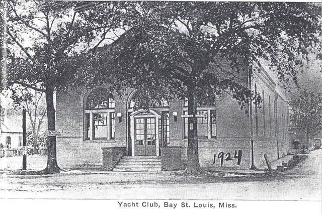 Bay St Louis Yacht Club 1924