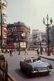 1967 side view of London Pavilion via Graham Little.