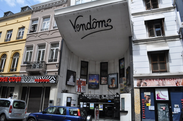 Vendome Cinema in May 2011