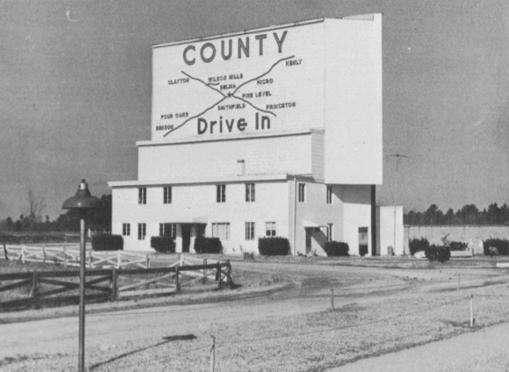 County Drive In In Smithfield Nc Cinema Treasures