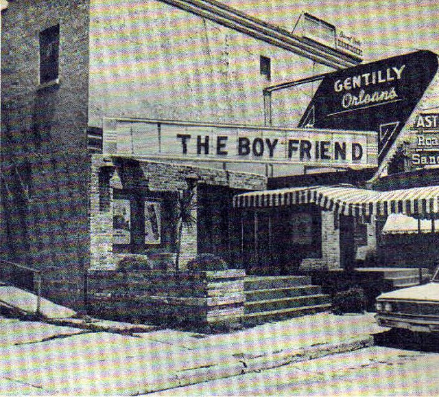 Gentilly Theatre
