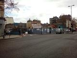 Cineworld Chelsea after demolition