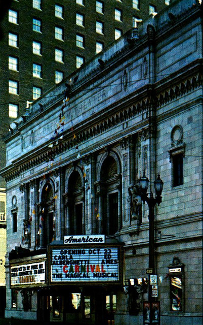 American Theatre exterior