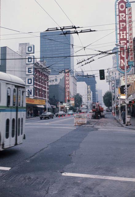 October 15, 1973 photo credit Vancouver Archives CVA 800-0438.