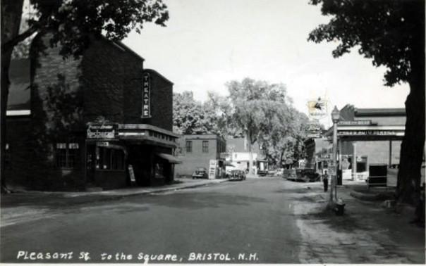 Bristol Theatre exterior