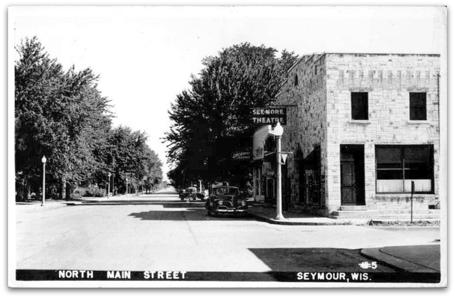 See-More© Theatre Seymour Wisconsin