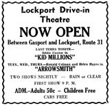 Lockport Drive-In