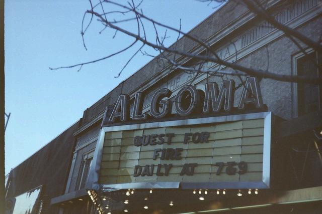 Algoma Theatre