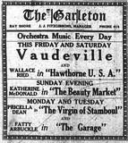 Carleton Theatre