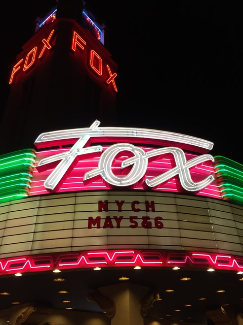 Fox Theater - Bakersfield CA 5-5-18 m
