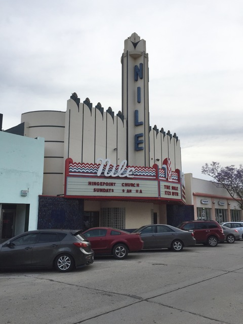 Nile Theater - Bakersfield CA 5-5-18