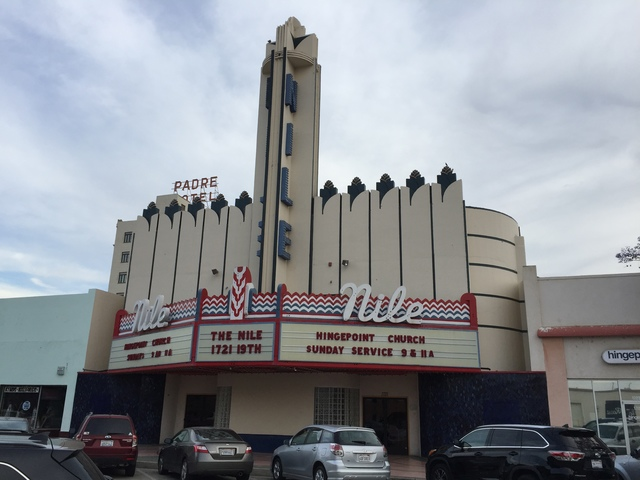 Nile Theater - Bakersfield CA 5-5-18 b