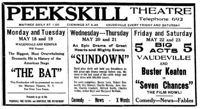 Peekskill Theatre