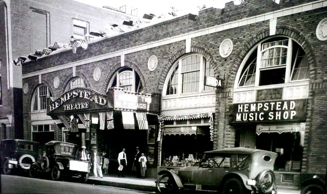 Hempstead Theater, Hempstead, New York