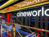 Cineworld (Empire) Leicester Square – View of Vestibule from 4DX Entrance.