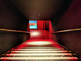 Cineworld (Empire) Leicester Square – 4DX Auditorium Access – View from Ground Floor Level.