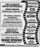 May 8th, 1996 expansion ad