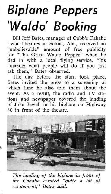 Cahaba Twin - Selma, AL