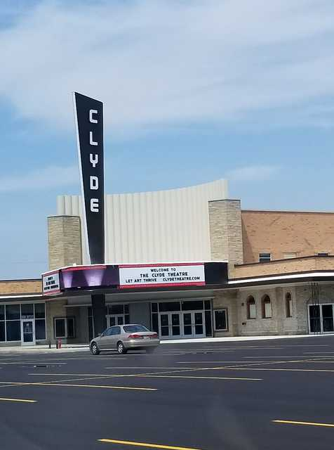May 2018 Clyde Theater