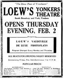 Loew's Yonkers Theatre