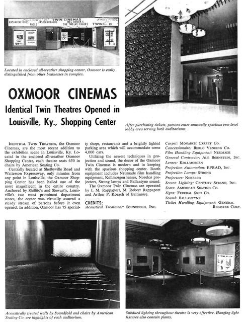 Oxmoor - Louisville, KY