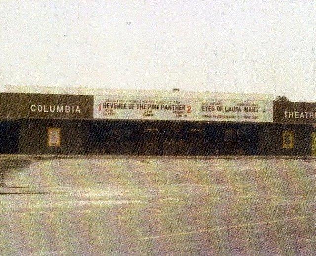 Cedar Bluff Theatre