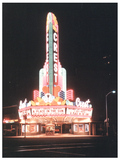 From 1949 photo; Olsen Sign Co. sign