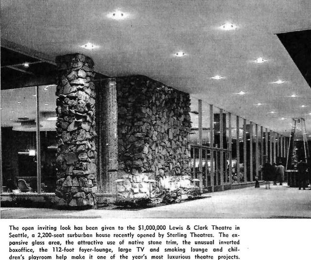 Lewis and Clark - Tukwila, WA