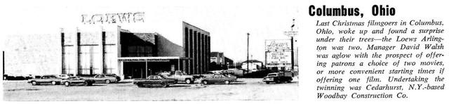 Loew's Arlington - Columbus, OH