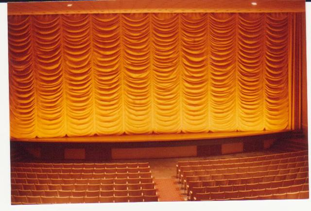Marumsco Theatre Auditorium