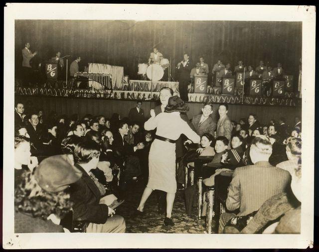 March 1937 Benny Goodman Orch