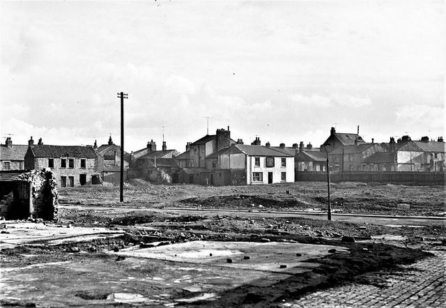 Housing Clearance New Shildon 1959