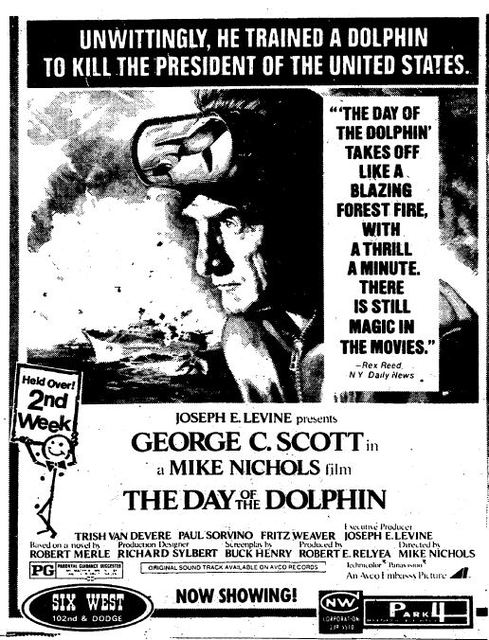 DAY OF THE DOLPHEN