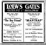 <p>August 20, 1926</p>