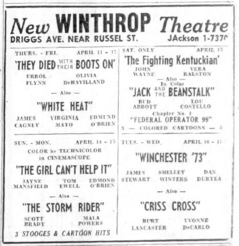 Winthrop Theater