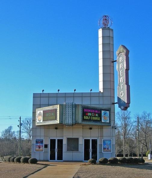 Brewton Theater