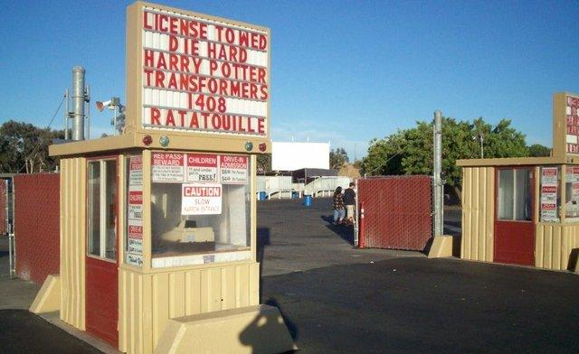 Capitol 6 Drive-In & Public Market