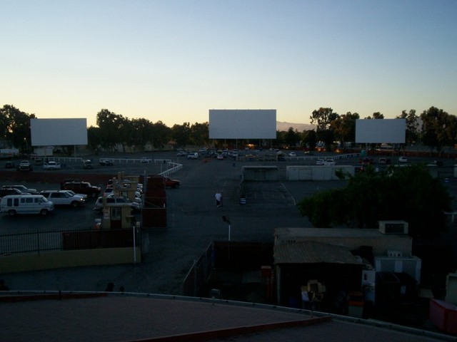 Capitol Drive In Movies San Jose